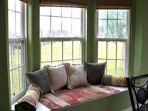 Bay Window Couch 97 best bay window seat images on pinterest | home, architecture