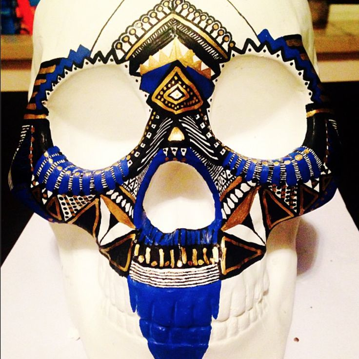 SkullDrawingProject-Marije Hester #Beijing #graphics #print #pattern