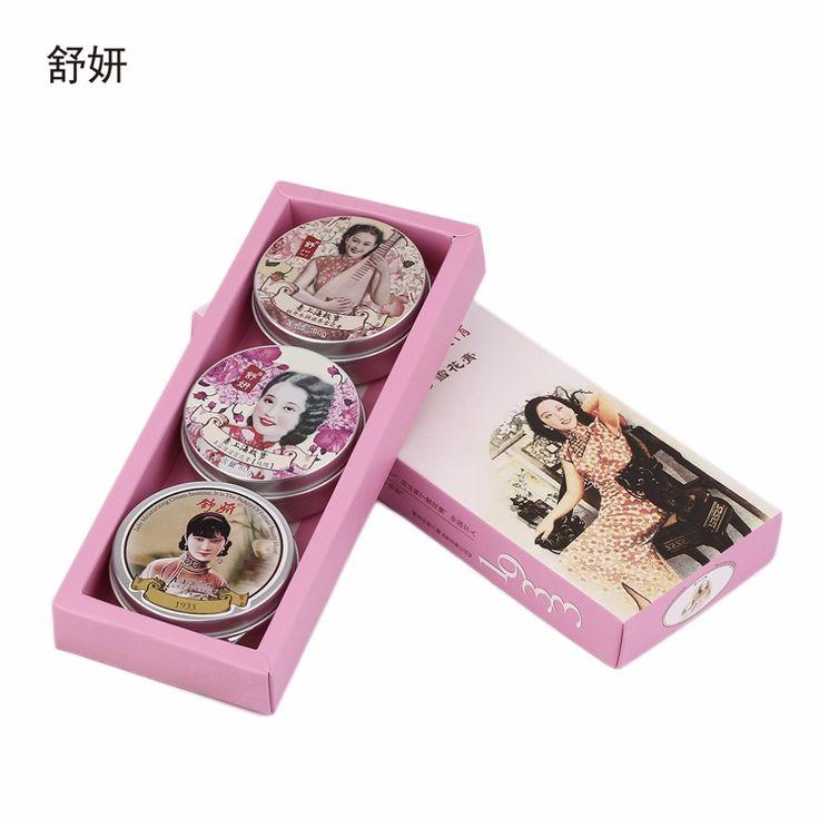 Gift Set Whitening Moisturizing Anti Aging Face Cream Skin Whitening Classical Face Cream(Peony/Rose/Jasmine) Top Sale