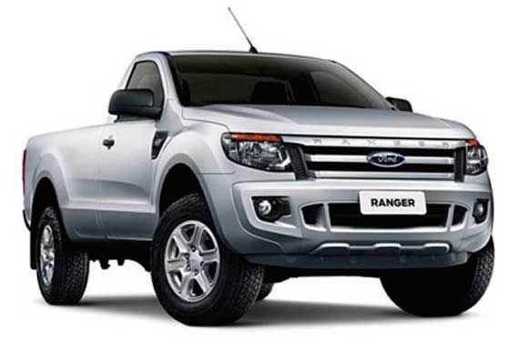 Ficha técnica completa do Ford Ranger XLS 2.5 CS 2014