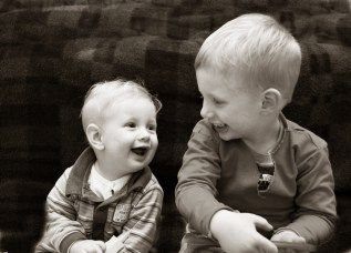 sibling friendships are a rich and dynamic benefit to family life