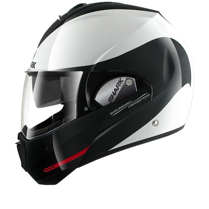 Shark Evoline Series 3 Haka Motorcycle Helmet  Description: The Shark EvoLine S3 Haka Flip Up Helmets are packed       with features…              SHARK has developed a complete and unique range for Urban and Street       riders. The Evoline helmet, uniquely the first helmet to have double       safety classification in open face and...  http://bikesdirect.org.uk/shark-evoline-series-3-haka-motorcycle-helmet-5/