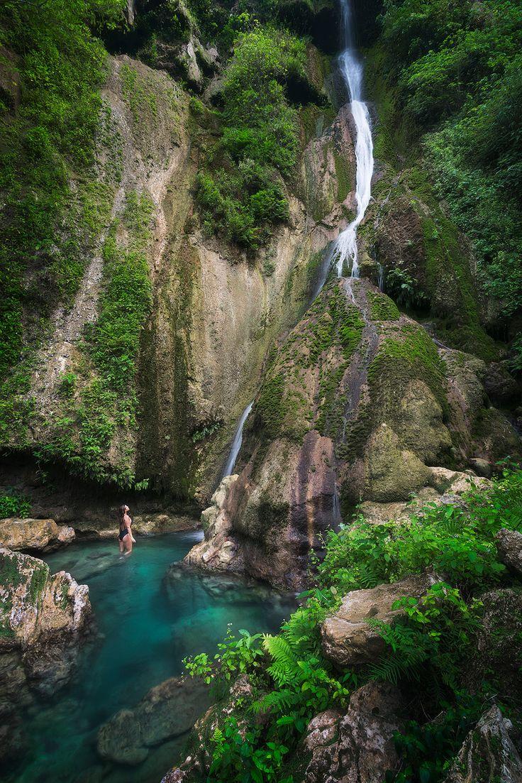 Vanuatu Mele Cascades (Efate)