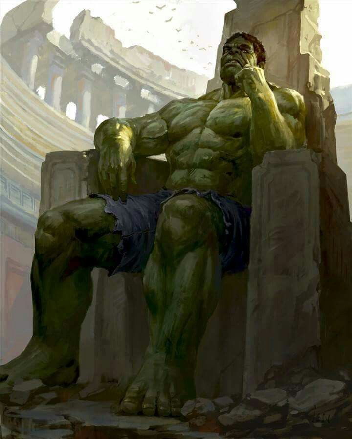 To Smash or not to Smash that is the question? What am i talking about Hulk Smash