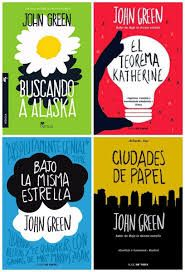 Resultado de imagen para libros john green
