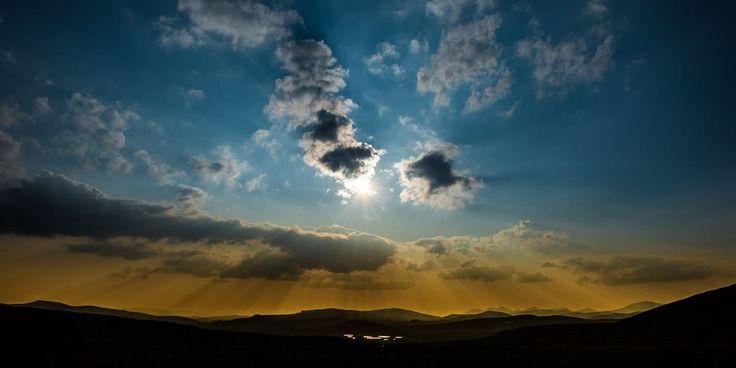 Sunset over Rondablikk