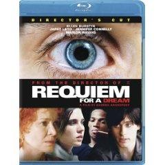 Requiem for a Dream. Ellen Burstyn, Jennifer Connelly, Keith David.  5/5 Stars