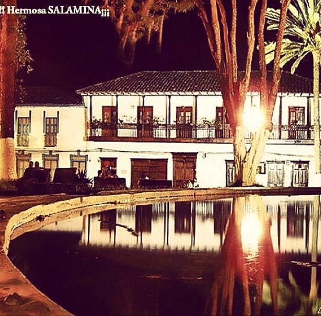 Salamina-Caldas  Hermosa