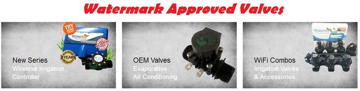 When you are buying valves you should make sure that you are only buying watermark approved valves and they are genuine enough.