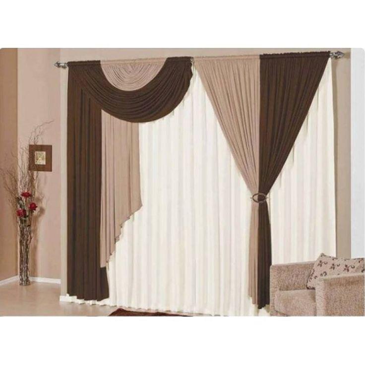 elegante | cortinas | Pinterest | Window