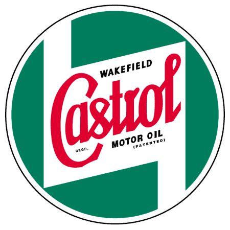 castrol logo 1958 castrol motor246l pinterest logos