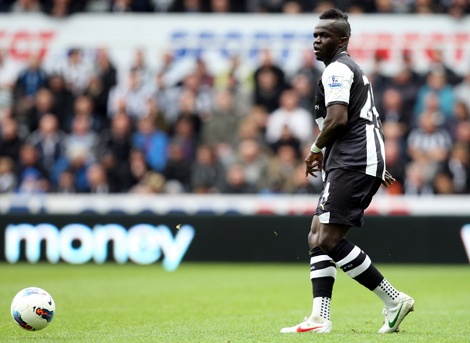 Newcastle failing because Tiote's passing statistics don't Cheik out - Stats Zone - FourFourTwo