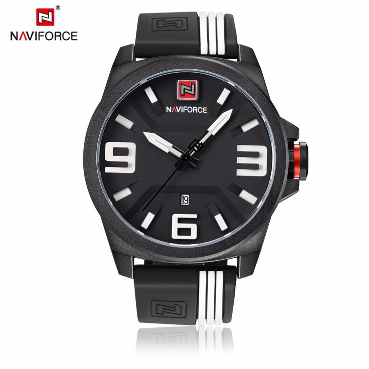 Like and Share if you want this  NAVIFORCE Men's Watch montres femmes Clock male waterproof Wrist watches fashion Sport Silicone watch horloges mannen Watches     Tag a friend who would love this!     FREE Shipping Worldwide     Get it here ---> https://shoppingafter.com/products/naviforce-mens-watch-montres-femmes-clock-male-waterproof-wrist-watches-fashion-sport-silicone-watch-horloges-mannen-watches/