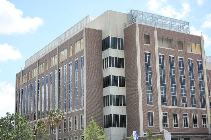 The University of Florida Cancer and Genetics Research Complex is one of the largest medical research facilities in the United States.