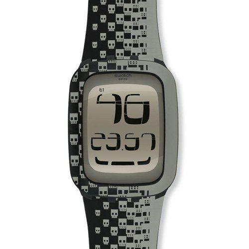 best - Swatch Men's Touch SURB101 Black Rubber Quartz Watch with Digital Dial Swatch http://www.amazon.com/dp/B008FTOJ14/ref=cm_sw_r_pi_dp_sPONtb0TNB4KB0BT