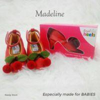 Jual arsy madeline Chery heels baby - jual prewalker heels baby - Lintangmomsneed.babyshop | Tokopedia