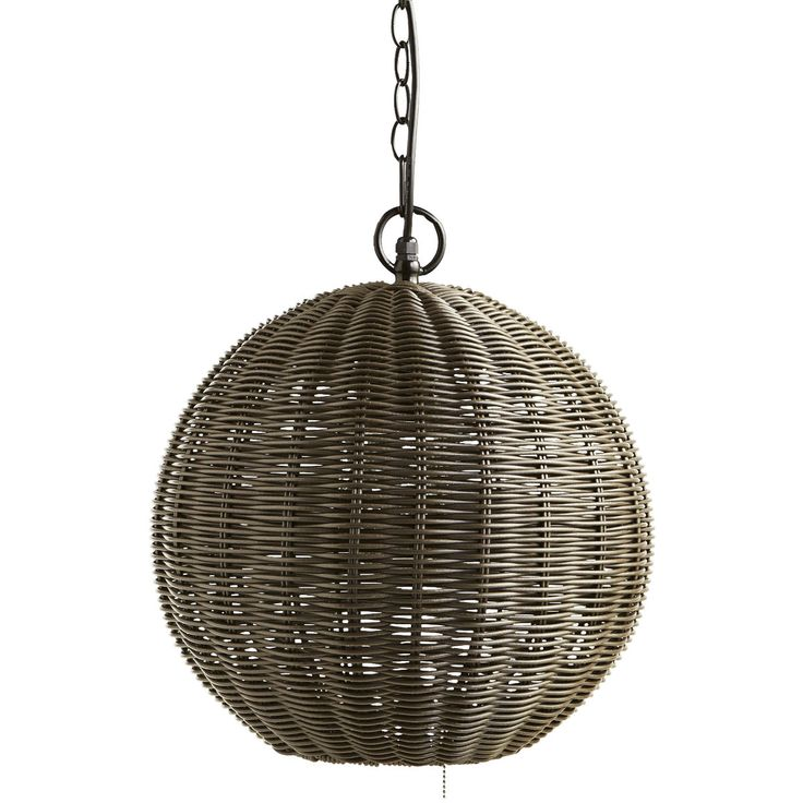 Ball Outdoor Pendant Light | Pier 1 Imports