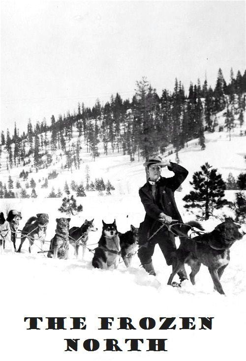 DVD CINE 2450-IV - Pamplinas en el Polo Norte (1922) EEUU. Dirs: Buster Keaton, Malcolm St. Clair. Comedia. Sinopse: a última estación de metro de Nova York está no Polo norte. Keaton apéase alí. Ao chegar a casa atoparase cunha desagradable sorpresa, a súa muller bicando a outro home. A traxedia está servida.