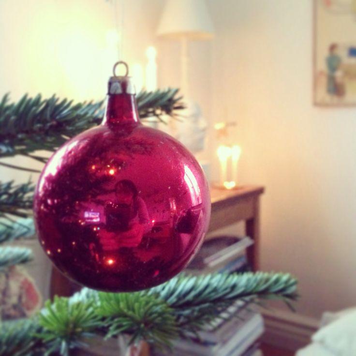 Jul på Haga.