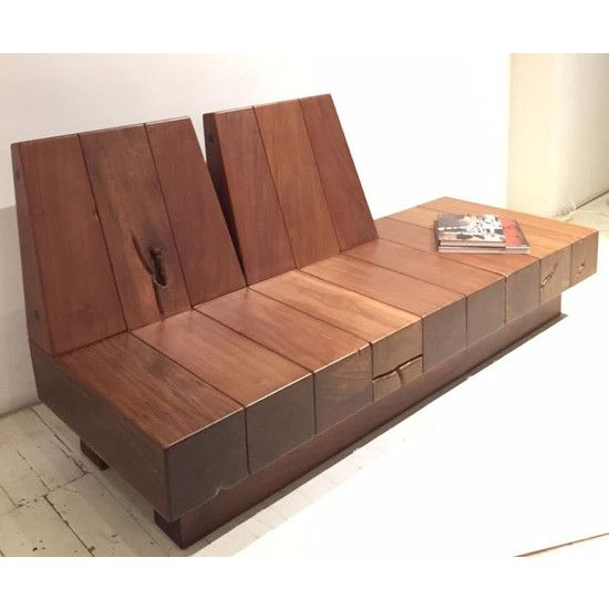 1000 ideas about wooden sofa on pinterest wooden couch for Especie de sofa