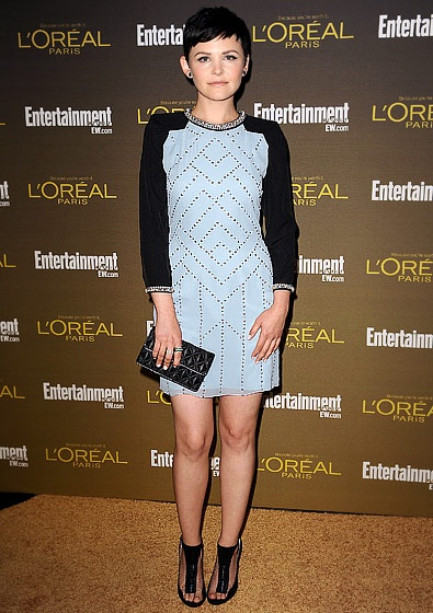 Ginnifer Goodwin at Entertainment Weekly's Pre-Emmy Party.