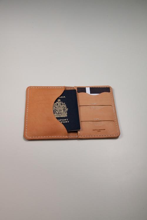 passport sleeve - VOILA!
