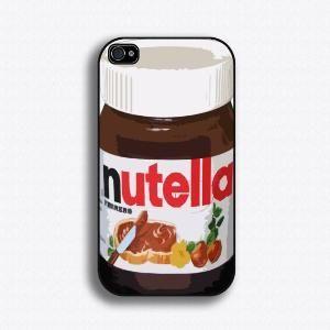 nutell phone case lolz bamitsjessica