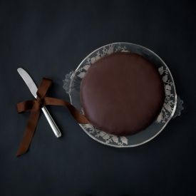 The Triple Chocolate Torte: A little piece of chocolate heaven. (Plus it's gluten free.)