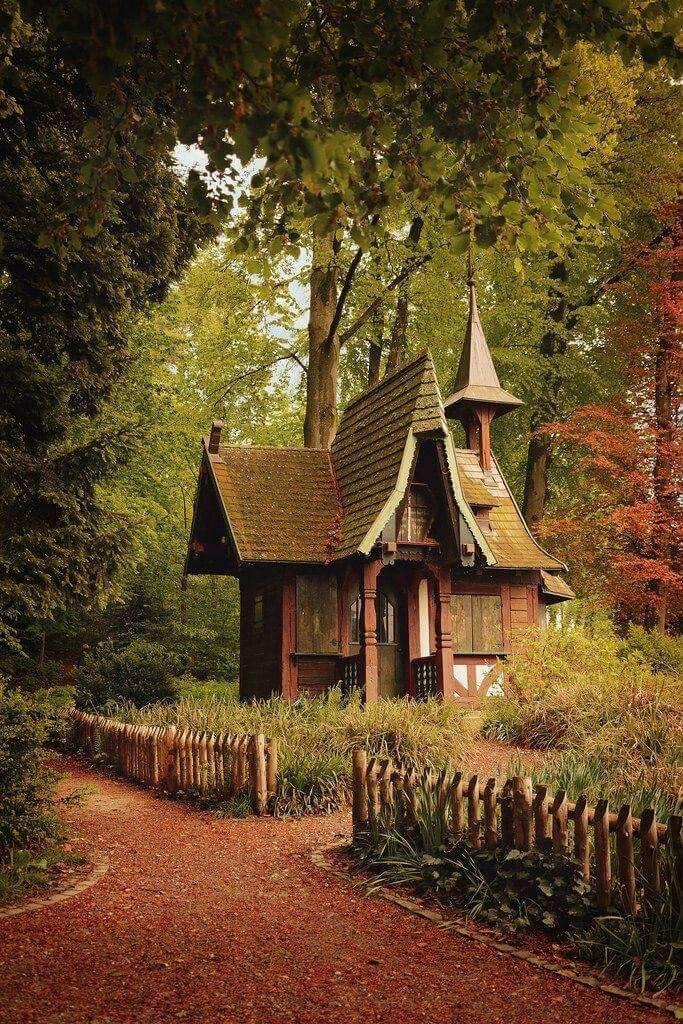 239 Best Fairytale Cottage Images On Pinterest