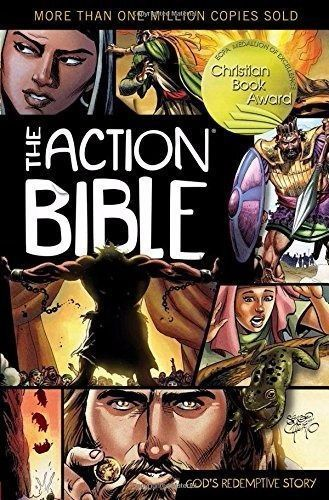 The Action Bible (New Hardcover)  by Doug Mauss
