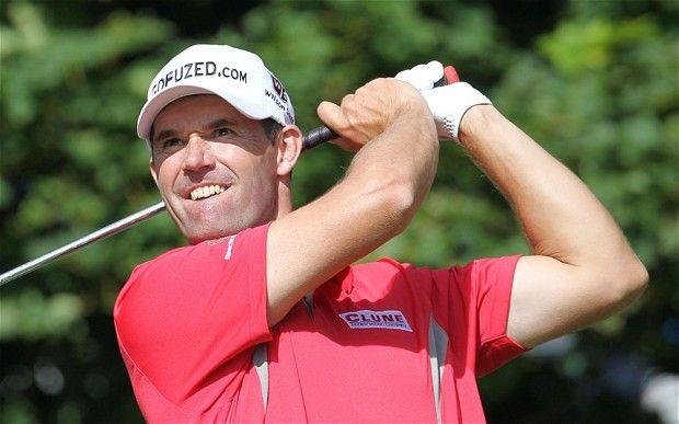 Padraig Harrington has revealed he has undergone treatment for skin cancer
