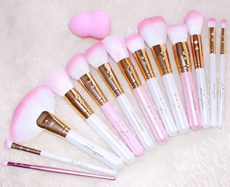 makeup brushes pinterest. chin up, princess ♡ pinterest : ღ kayla ღ. upmakeup brushesbeauty makeup brushes