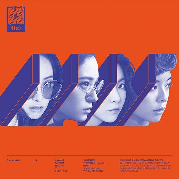 [Album & MV Review] f(x) - '4 Walls'   http://www.allkpop.com/review/2015/10/album-mv-review-fx-4-walls