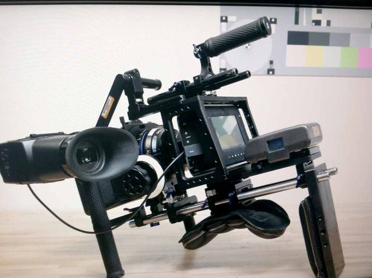 Turning the Blackmagic Cinema Camera into a Movie Making Machine
