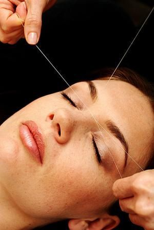 What is Eyebrow Threading http://stores.ebay.es/VIP-EROTICSTORE?_rdc=1