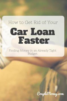 get rid of car loan faster (1)