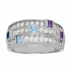 Mother S Ring Bella Jcpenney S Jewelry Pinterest