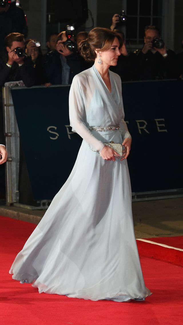 Oh, dear: A rare fashion flop for Duchess Kate