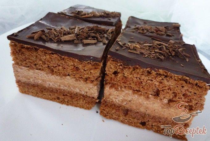 Nagyon finom csokis sütemény