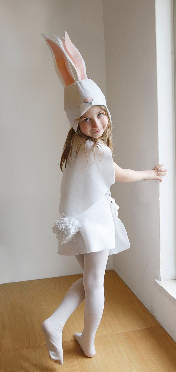 ** This is an INSTANT DOWNLOAD for a PDF SEWING PATTERN ONLY - not a finished product **  This DIY super-sweet bunny felt costume is a fun and inspiring gift for your child. I designed this costume trying to create an identified character which have a neutral expression, so that your childs face and personality will appear. The costume parts are designed to be light, comfortable and easy to wear on and off. also safe to play with.  The pattern is for toddlers and children from 1-5 year old…