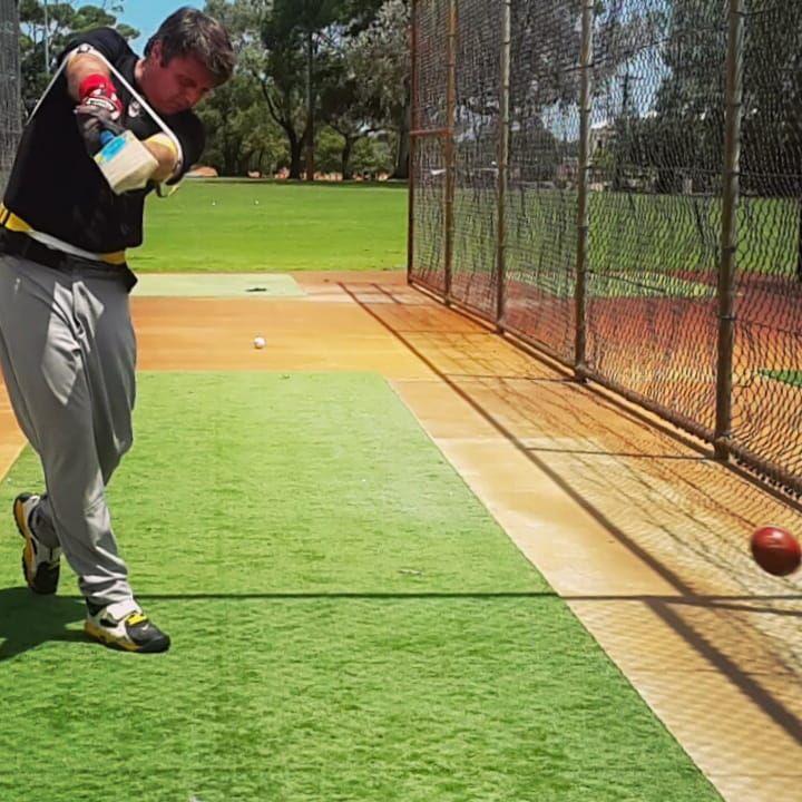 Cricket Coaching Equipment Power Cricket Batting Fast Bowling Speed Fielding Muscle Memory Cricket Coaching Power Training