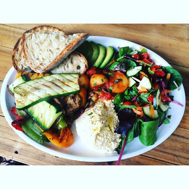 Best places for vegan food south of the river