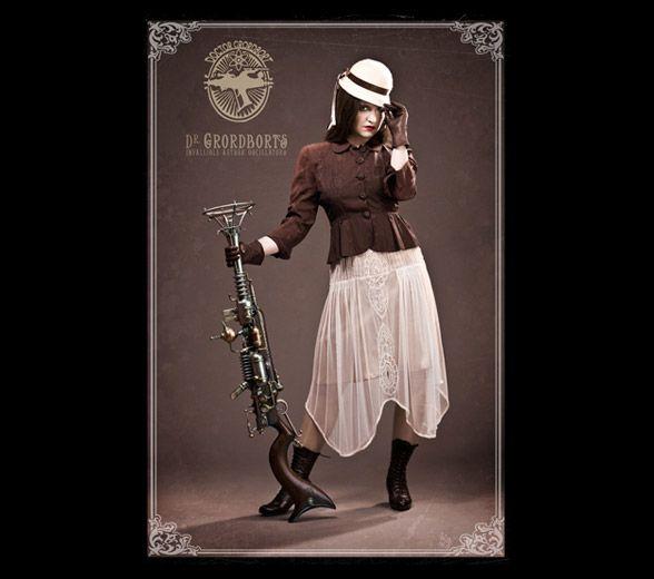 biopunk clothing - photo #13