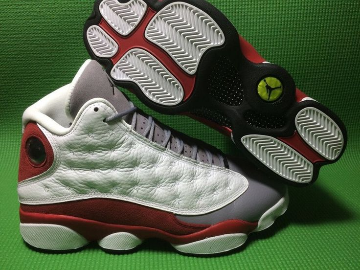 Buy Authentic Nike Air Jordan 13 Retro Cheap sale White Black Re