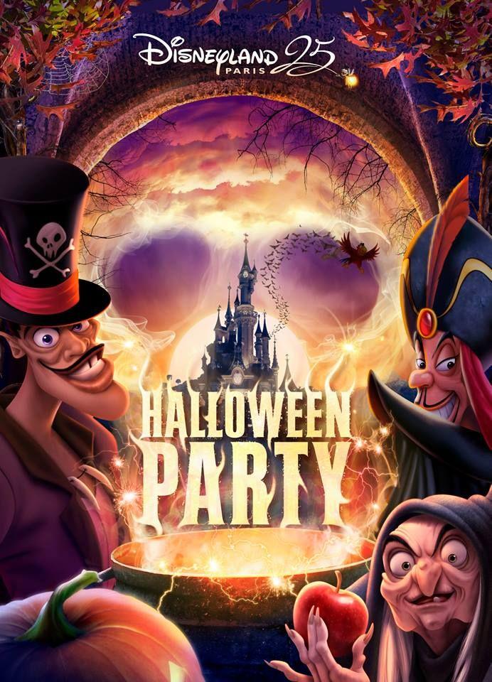 Disney Soiree Halloween.Disney S Halloween Party Tickets Now On Sale Disneyland Paris Celebrates Halloween In Halloween Disneyland Paris Disneyland Halloween Disneyland Paris
