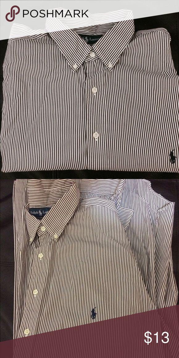 Ralph Lauren men shirt Preloved men shirt worn a few times , excellent condition Ralph lauren  Other