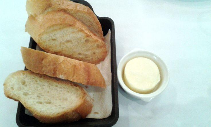 French bread @ Bistro Baron