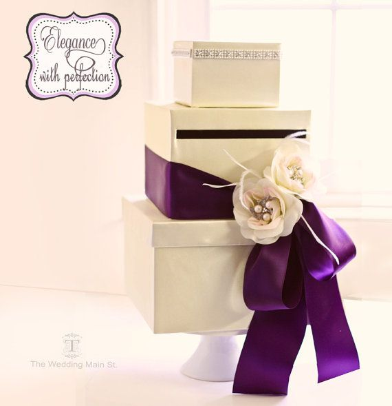 Card Box For Wedding/ Money Holder/ Wedding by theweddingmainst, $99.00