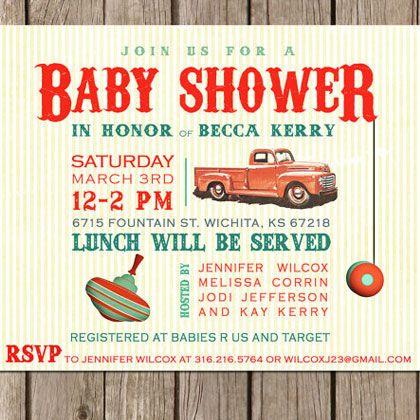 25 FABULOUS baby shower ideas