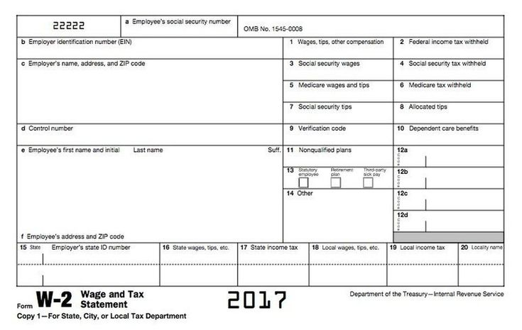 How to read and understand your form w2 at tax time tax